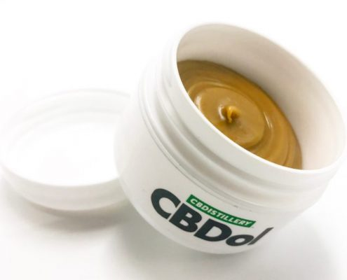 number 2 cbd cream for arthritis