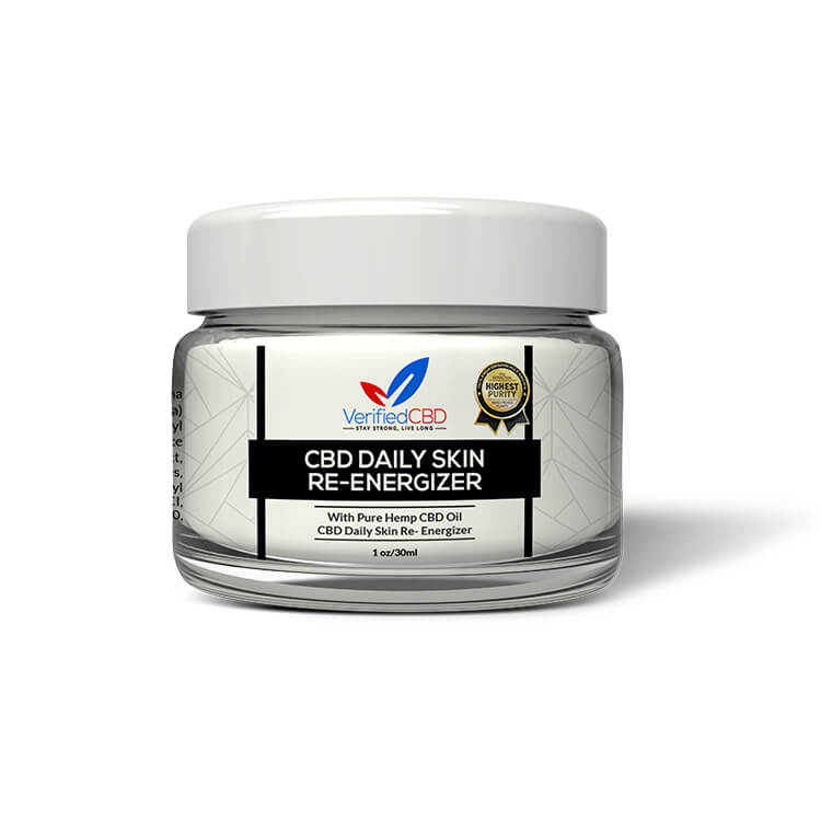 CBD Daily Skin Re-Energizer