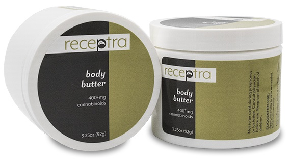 Receptra Body Butter